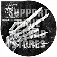 Twiztid Blaze Triple Threat Picture Disc LP Vinyl RSD 2018 Record Day