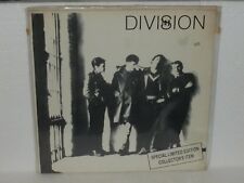 JOY DIVISION - Special Limited Collectors Item LP - ENGLAND - New Order - IMPORT