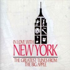In Love with New York - The Greates Tunes From The Big Apple - CD Jazz / Dance
