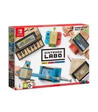 Switch Nintendo Labo kit variado (toy-con 01)