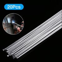 20PCS Easy Melt Welding Rods Low Temperature Aluminum Wire Brazing - 2.0mm*500mm