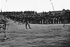 New 5x7 Civil War Photo: Captured Confederates at Five Forks, Virginia