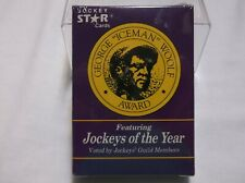 1992 Star Jockey Factory Sealed Set Scarce