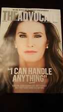 Advocate Magazine, Feb./March 2016  Caitlyn Jenner