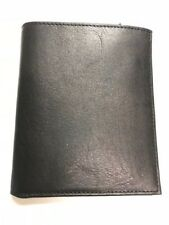 """Full Grain Leather Card Organlizer (folded=4-1/4"""" x 5"""") (Boxed) MSRP $35"""