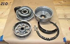 OEM REAR DRUM BRAKE COMPLETE 86-87 250ES 250SX 85-87 TRX 250 HONDA 3 WHEELER ATV