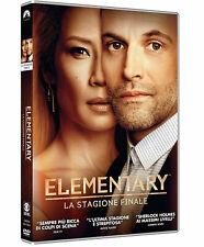 ELEMENTARY STAGIONE 7 (6 DVD) Edizione Europea con Lingua Italiana