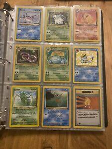 pokemon karten sammlung Holo 💎First Edition