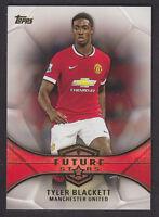 Topps Premier Gold 2014 - Future Stars - Tyler Blackett - Manchester United