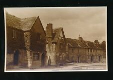 Wiltshire Wilts LACOCK George Inn c1930/50s? RP PPC