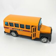 Vintage Buddy L School Bus Collectible Toy 1980 Pressed Metal Truck