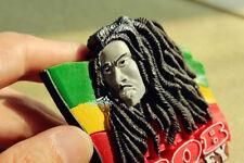 Bob Marley, Jamaica Tourist Travel Souvenir 3D Fridge Magnet Craft GIFT IDEA