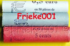 Malta - 1,2 en 5 cent rol 2008.