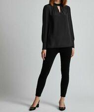 Dorothy Perkins Tall Black Top / Shirt - Size UK18 , BNWT