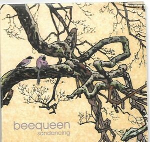 BEEQUEEN Sandancing CD Kapotte Muziek Goem Brunnen The Legendary Pink Dots