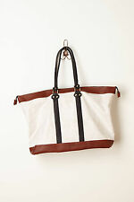 Anthropologie Miles Travel Bag Extra Large Weekender By Lost Property Of London