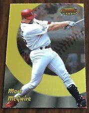 1998 Bowmen's Best #1 Mark McGwire St-Louis Cardinals**Mint