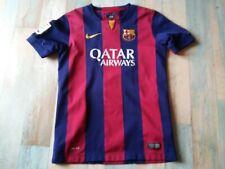 Camiseta Fútbol Nike Fcb Barcelona N° 11 Neymar Tamaño/ 12/ 13 Año Tbe