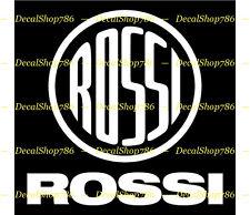 ROSSI Firearms II - Hunting/Outdoor Sports - Vinyl Die-Cut Peel N' Stick Decal