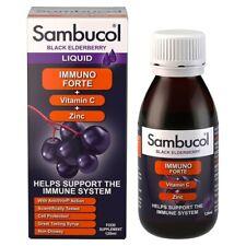 Sambucol Black Elderberry Immuno Forte  Liquid 120ml