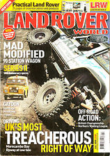 Land Rover World (Issue 173) July 2008