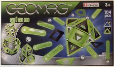 Geomag Glow Construction Set 104pcs Swiss Made RRP £59.95