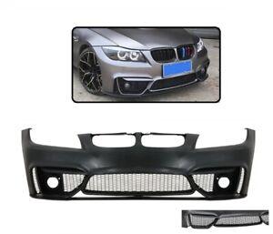 BMW 3 series E90 E91 LCI M4 sport look style sport front bumper 2008-2011 UK
