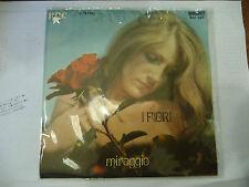 """I FIORI""""MIRAGGIO-disco 45 giri RRC IT1974 PROGRESSIVO Italy/ RARE"""