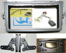Panneau contrôle du volant directionnel car radio 2 double DIN TOYOTA VERSO