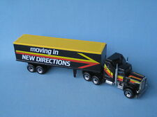 Matchbox Convoy Kenworth Box Truck New Directions Rare Promo Boxed