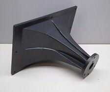 """Plastic Speaker Horn 1"""" Throat 12-1/2"""" x 8"""""""