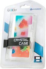 Hyperkin 3DS Crystal Case Case plus 3D Sticker Brand New