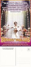 BOMBAY DREAMS THE MUSICAL UNUSED ADVERTISING COLOUR POSTCARD (a)