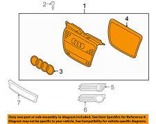 AUDI OEM 06-08 A3 Front Bumper Grille Grill-Center 8P4853651A1QP