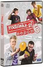 Rodzinka.pl - Sezon 6 (DVD) 2015 serial TV Kozuchowska, Karolak POLISH POLSKI