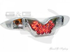 LED Lexus Rear Light EVO1 with E Certificate For Gilera Runner 50 125 180 200