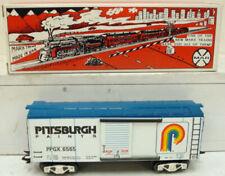 Marx 7348 Pittsburgh Paints Boxcar NIB