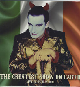 U2 The greatest show on earth Live in Dublin 8/28/1993