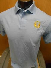 Mens Licensed Star Wars Jedi Order Embroidered Polo Shirt New M
