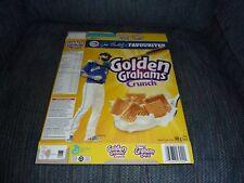 TORONTO BLUE JAYS - Jose Bautista - Golden Grahams Crunch - Bat Flip Cereal Box