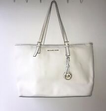Genuine MICHAEL KORS White Handbag Bag