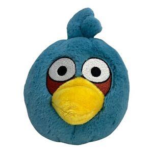 "Angry Birds Blue Jay 5"" Plush Stuffed Animal Doll Jim Commonwealth"