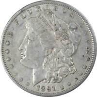 1891 O Morgan Dollar VF Very Fine 90% Silver $1 US Coin Collectible