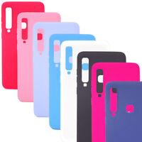 Custodia cover TPU flessibile CANDY protezione per Samsung Galaxy A9 2018 A920F
