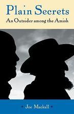 Religion: Plain Secrets : An Outsider among the Amish by Joe Mackall (2007, Har…
