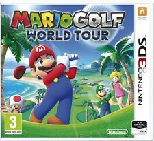 Mario Golf: World Tour (Nintendo 3DS) NEW & Sealed - Despatched from London UK