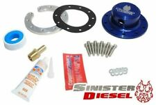 Sinister Diesel Fuel Tank Sump Kit Fuel Pump Works with Airdog, Fass,