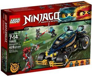 LEGO Ninjago 70625 Samurai VXL   NEW SEALED BOX/Retired