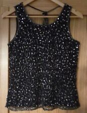 Sequin Tank/Cami Vintage Tops & Shirts for Women