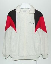Adidas Men's D6 F180 Track Warm Up Sweatsuit Jacket Size M Vintage